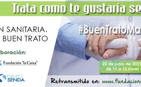 La atención sanitaria en el eje del #BuenTratoMayores